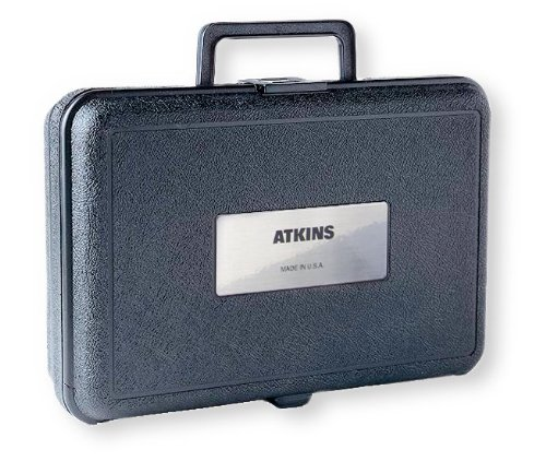 Cooper-Atkins-14235-Durable-Plastic-Hard-Carrying-Case-with-label-and-Handle-Medium