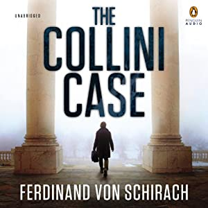 The Collini Case Audiobook