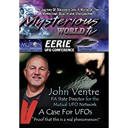 John Ventre - The Case For UFOs
