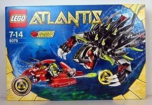 Lego 8079 Atlantis Shadow Snapper Limited Edition