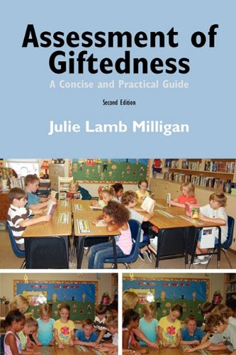 Assessment of Giftedness: A Concise and Practical Guide, Second Edition, by Julie Lamb Milligan