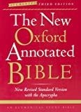 The New Oxford Annotated Bible with the Apocrypha, Augmented Third Edition, College Edition, New Revised Standard Version