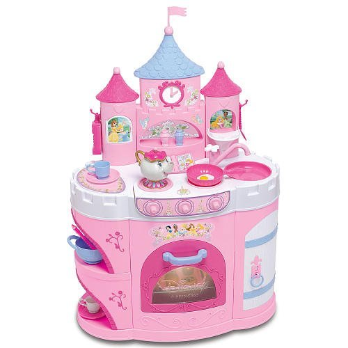 Disney Princess Royal Talking Princess Kitchen (Colors Vary) (Age: 3 Years And Up)