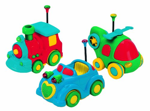 IQ Preschool Wacky Wheels (styles and colors may vary)