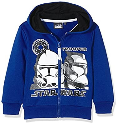 Disney Boy's Star Wars Trooper Sweatshirt