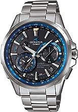 [カシオ]CASIO 腕時計 OCEANUS GPSハイブリッド電波ソーラー OCW-G1000-1AJF メンズ