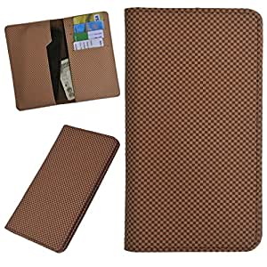 DSR Pu Leather case cover for Videocon InfiniumZ45 Quad (multi colour)