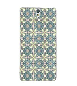 PrintDhaba Pattern D-5326 Back Case Cover for SONY XPERIA C5 ULTRA (Multi-Coloured)