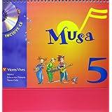 Musa 5. Libro Del Alumno. Musica. Quinto Curso