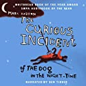 The Curious Incident of the Dog in the Night-Time (Dramatised) Audiobook by Mark Haddon Narrated by Ben Tibber