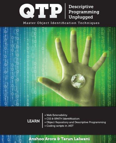 QTP Descriptive Programming Unplugged: Master Object Identification Techniques