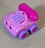 Chad Valley I'm a Rattle and Roll Phone - Pink