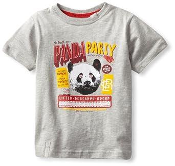 Lrg - Kids Little Boys' Offshore Woven Shirt, Ash Heather, 4T