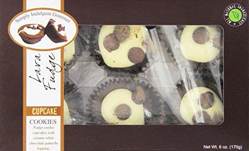 Too Good Gourmet Bakery Box Cupcake Cookies, Lava Fudge, 6 Ounce
