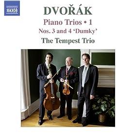 Piano Trio No. 3 in F Minor, Op. 65, B. 130: I. Allegro ma non troppo - Poco piu mosso, quasi vivace