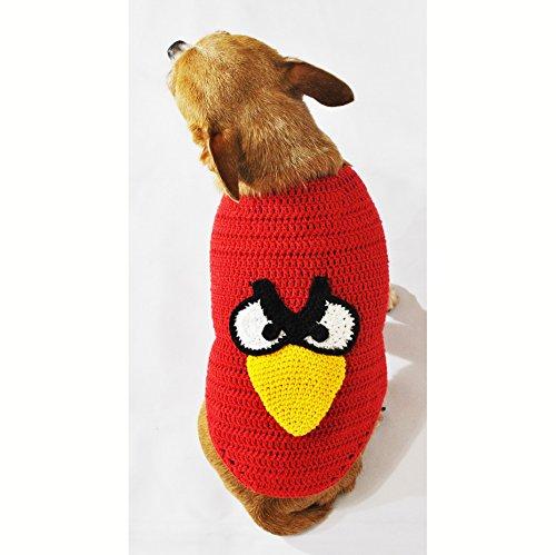 Angry Bird Funny Dog Costume