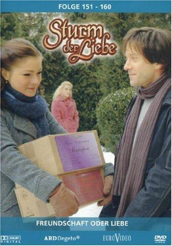 Sturm der Liebe - Folge 151-160: Freundschaft oder Liebe [3 DVDs]