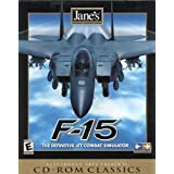 Jane's Combat Simulations: F-15 (CD-ROM CLASSICS)