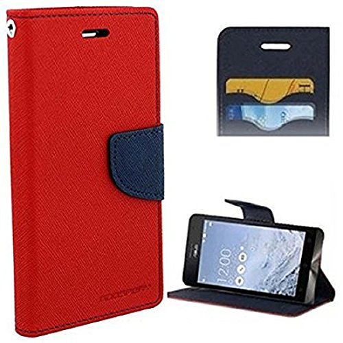 Efinetrick Mercury Goospery Fancy diary wallet case flip cover for SAMSUNG GALAXY S3 I9300 RED  available at amazon for Rs.224