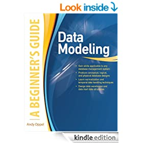 Data Modeling, A Beginner's Guide