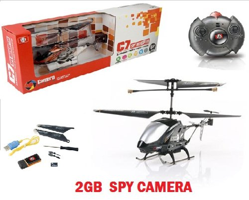 Cobra C7 3.5 Channel RC Spy Helicopter
