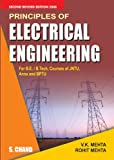 Principles of Electrical Engineering (8121922712) by Mehta, V. K.