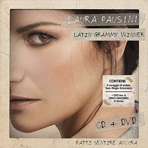 CD : Laura Pausini - Fatti Sentire Ancora (With DVD, Italy - Import)
