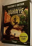 img - for Passport Reading Journeys Beginnings (Teacher's Edition, Part A) book / textbook / text book