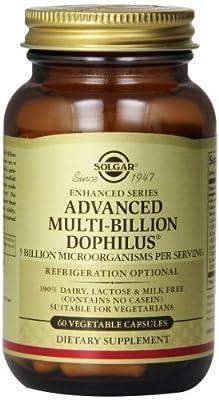 Advanced Multi-Billion Dophilus - 60 - VegCap
