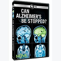 NOVA: Can Alzheimer's Be Stopped DVD