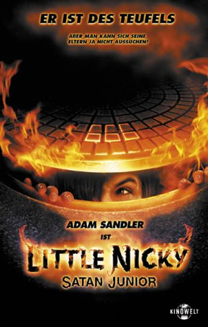 Little Nicky [VHS] Promo Offer