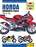 Honda CBR600F4 Fours Service and Repair Manual: 1999 to 2002 (Haynes Service and Repair Manuals) Matthew Coombs