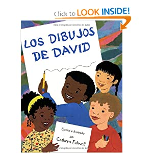 Los Dibujos de David (Spanish Edition) Cathryn Falwell and Eida de La Vega