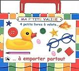 echange, troc Donna Preis, George Siede - Ma p'tite valise. : 4 petits livres à emporter partout