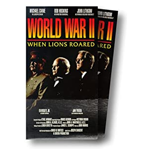 World War 2 - When Lions Roared (TV Mini Series) movie
