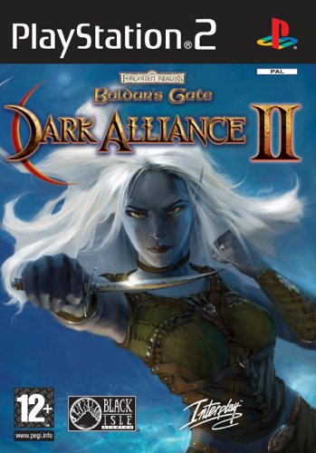 Baldurs Gate: Dark Alliance II (PS2)