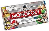 Monopoly Nintendo Board Game