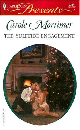 Image for The Yuletide Engagement   Modern - Day Knights (Harlequin Presents)