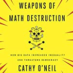 Weapons of Math Destruction: How Big Data Increases Inequality and Threatens Democracy | Cathy O'Neil