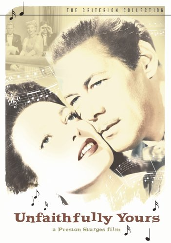 Criterion Collection: Unfaithfully Yours [DVD] [1948] [Region 1] [US Import] [NTSC]