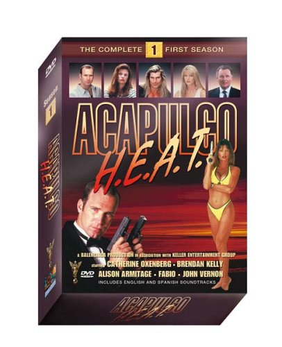 Acapulco H.E.A.T. - The Complete First SeasonAcapulco H.E.A.T. - The Complete First Season