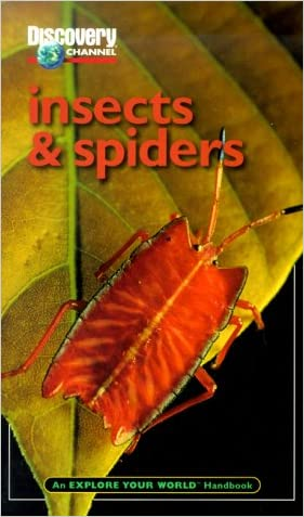 Discovery Channel: Insects & Spiders: An Explore Your World Handbook