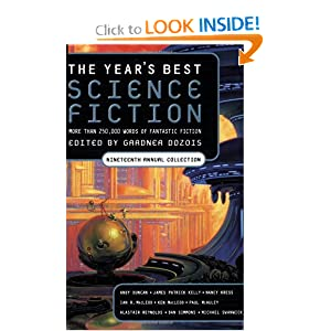 The Year's Best Science Fiction 19 - Gardner Dozois