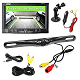 Pyle PLCM7500 Car Vehicle Backup Camera & Monitor Parking...