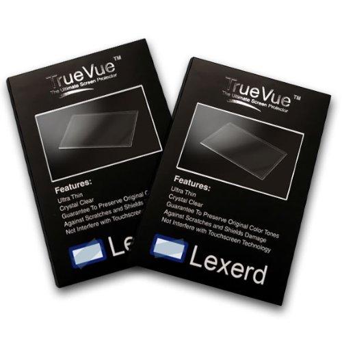 Lexerd - Polaroid i533 TrueVue Crystal Clear Digital Camera Screen Protector (Dual pack Bundle)