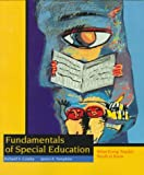 Fundamentals of special education :  what every teacher needs to know /