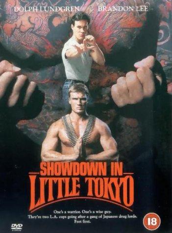 Showdown In Little Tokyo [DVD] [1991]