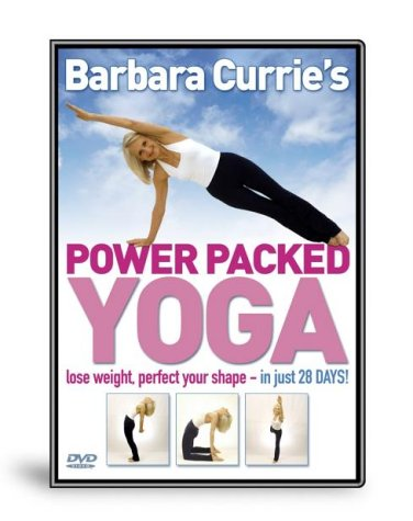 Barbara Currie Power Packed Yoga [DVD]