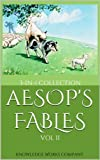 img - for Aesop's Fables: The Wolfe in Sheep's Clothing, The Goose and the Golden Egg, The Dog in the Manger (3-in-1 Children's Classic Fairy Tales Collection) book / textbook / text book