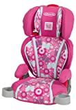 51KQHB5oSDL. SL160  Graco Highback Turbo Booster Seat, Megan   Girl